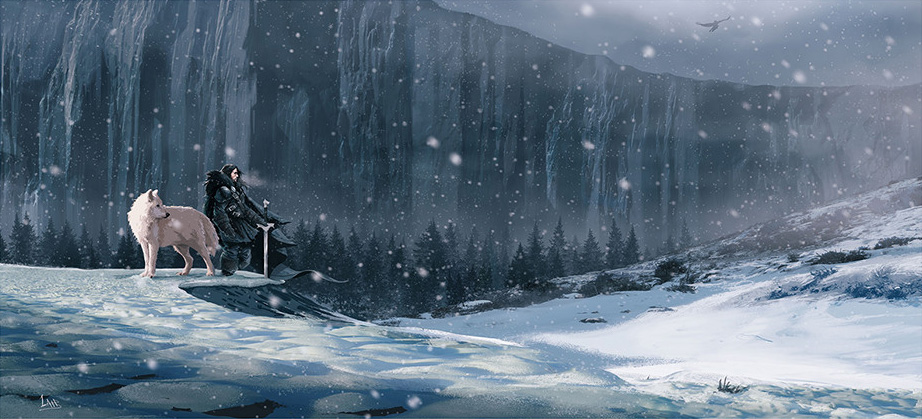 Ark: How The North Was Won – Mr BlackMagik
